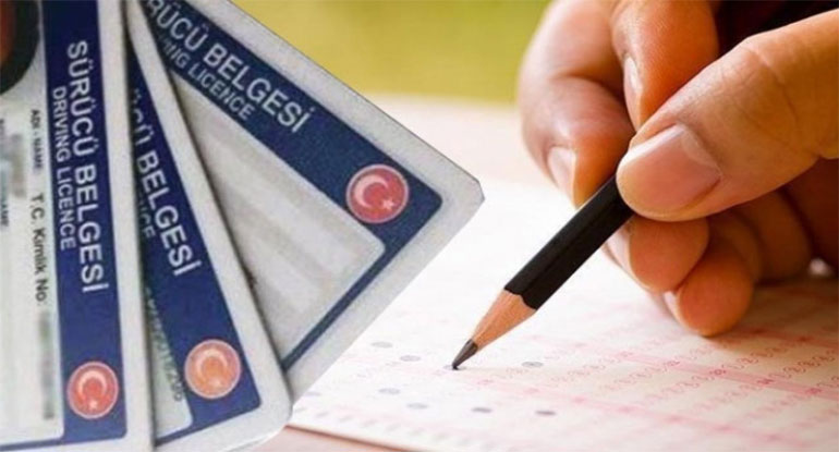 2013 Çıkmış Ehliyet Sınav Soruları ve Cevapları 24 Ağustos 2013