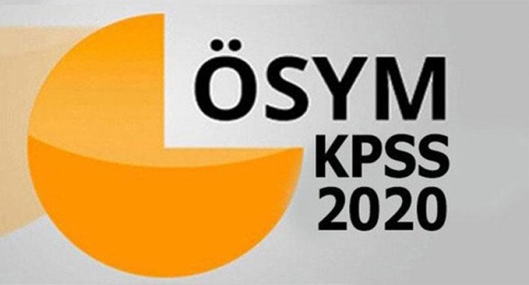 2020 KPSS Tarihleri Açıklandı