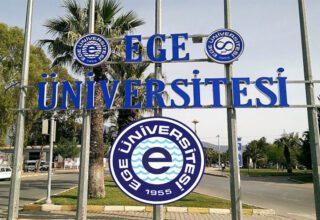 Ege Üniversitesi Tanıtım