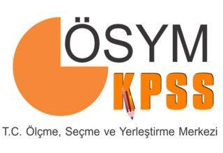 2022 KPSS Ön lisans Konu Ve Soru Dağılımı