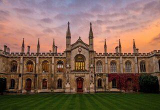 Cambridge Üniversitesi Tanıtım