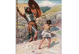 Davut İle Golyat Hikayesi