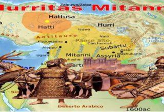 Los Hurritas – Mitanni