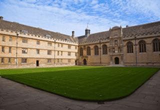 Oxford Üniversitesi Tanıtım