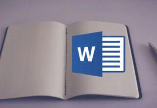 Microsoft Word'de Kitapçık Nasıl Yapılır?