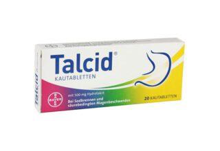 Talcid Çiğneme Tableti Ne İşe Yarar? Talcid Çiğneme Tableti Nasıl Kullanılır?