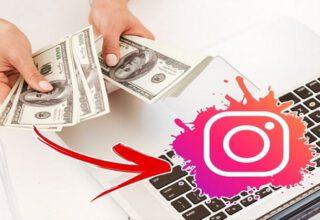 2021'de Instagram'dan Para Kazanmanın En İyi 4 Yolu