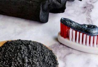 Kömürlü Diş Macunu Ne İşe Yarar? Kömür Diş Macunu Dişleri Beyazlatır mı?