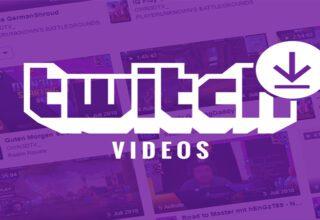 Twitch VOD Videoları Nasıl İndirilir?