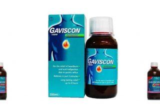 Gaviscon Şurup Ne İşe Yarar?Gaviscon Şurup Ne İçin Kullanılır?