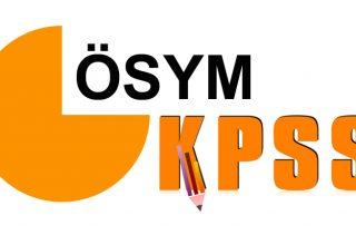 KPSS Lisans Tüm Çıkmış Sorular PDF İndir
