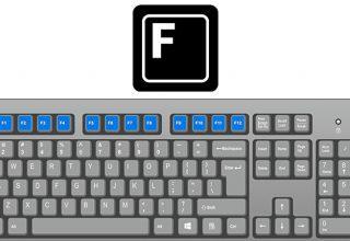 Klavye İşlev Tuşları : F İşlev Tuşları Ne İşe Yarar?