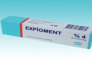 Expigment Krem Ne İşe Yarar? Expigment Krem Ne İçin Kullanılır?