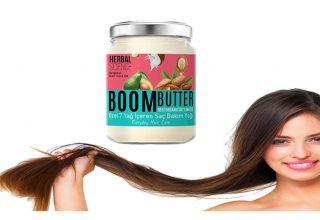 Boom Butter Ne İşe Yarar? Boom Butter Şaç Bakım Yağı Nasıl Kullanılır?