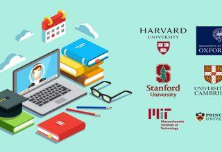 Dünyanın En İyi 10 Üniversitesinden Ücretsiz Çevrimiçi Kurslar