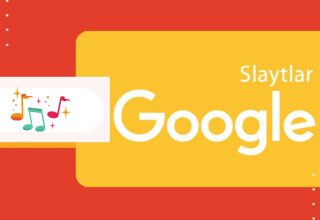Google Slaytlar Sunumuna Müzik Nasıl Eklenir?