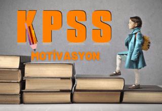 KPSS Motivasyon: KPSS Çalışmaya Nasıl Motive Olunur?