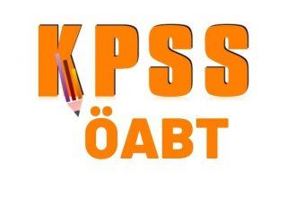 KPSS ÖABT Deneme Sınavları PDF İndir