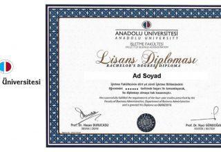 AÖF Diploma Sorgulama: AÖF Diploması Nasıl Alınır?