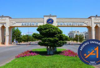 Akdeniz Üniversitesi Yaz Okulu Duyurusu 2021