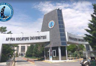 Afyon Kocatepe Üniversitesi Yaz Okulu Açılacak Dersler 2021