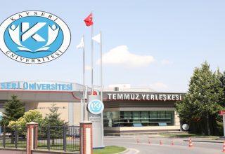 Kayseri Üniversitesi Yaz Okulu Duyurusu ve Açılacak Dersler 2021