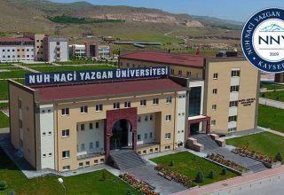 Nuh Naci Yazgan Üniversitesi Eğitim Fiyatları 2021