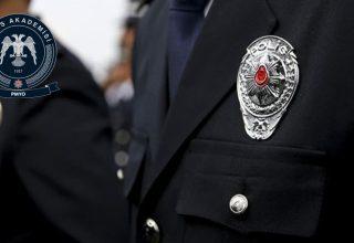 Polis Akademisi Taban Puanları 2021