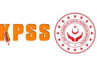 Sosyal Hizmetler KPSS Atama Taban Puanları 2021