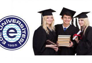 Ege Üniversitesi Taban Puanları 2021 (ÖSYM-YÖK)