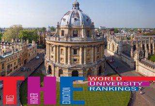 Dünyanın En İyi Üniversiteleri 2022-Listeye Giren Türk Üniversiteleri