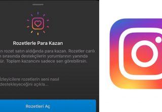Instagram Canlı Yayın ve IGTV Para Kazanma Özelliği Aktif Etme