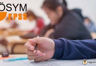 KPSS Önlisans Sınavına Kimler Girebilir?