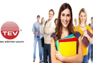 Türk Eğitim Vakfı 2021 Burs Başvuruları Başladı