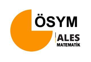 ALES Matematik Konu ve Soru Dağılımı 2022
