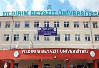 Ankara Yıldırım Beyazıt Üniversitesi En Az Lise Mezunu 40 Personel Alacak