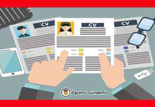 CV Hazırlama Formu İndir (Word-PDF-Excel)