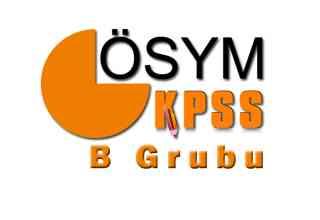 KPSS B Grubu Dersleri Nelerdir? Hangi Dersten Kaç Soru Çıkar?