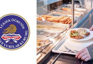 KYK Yurt Yemek Saatleri 2022; KYK Sabah Kahvaltı Saati, KYK Akşam Yemeği Saati