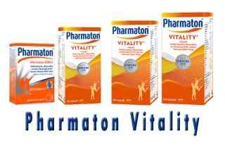 Pharmaton Vitality Ne İşe Yarar? Pharmaton Nasıl Kullanılır?