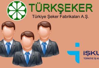 Türk Şeker Fabrikaları Kamu Personeli Alımı! Son 4 Gün Başvurular İŞKUR'a Yapılacak Burdur, Eskişehir, Ankara ve Uşak Öncelikli Şehirler